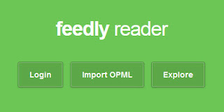 Your Share Life & Review of Feedly