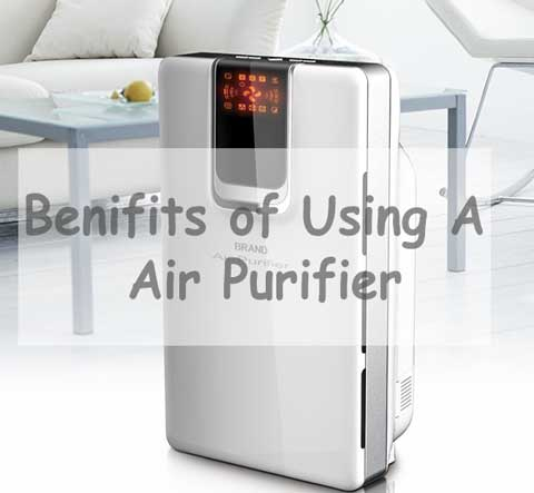 Benifits of Using A Air Purifier