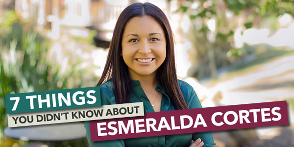 7 Things You Didn't Know About Esme Cortes