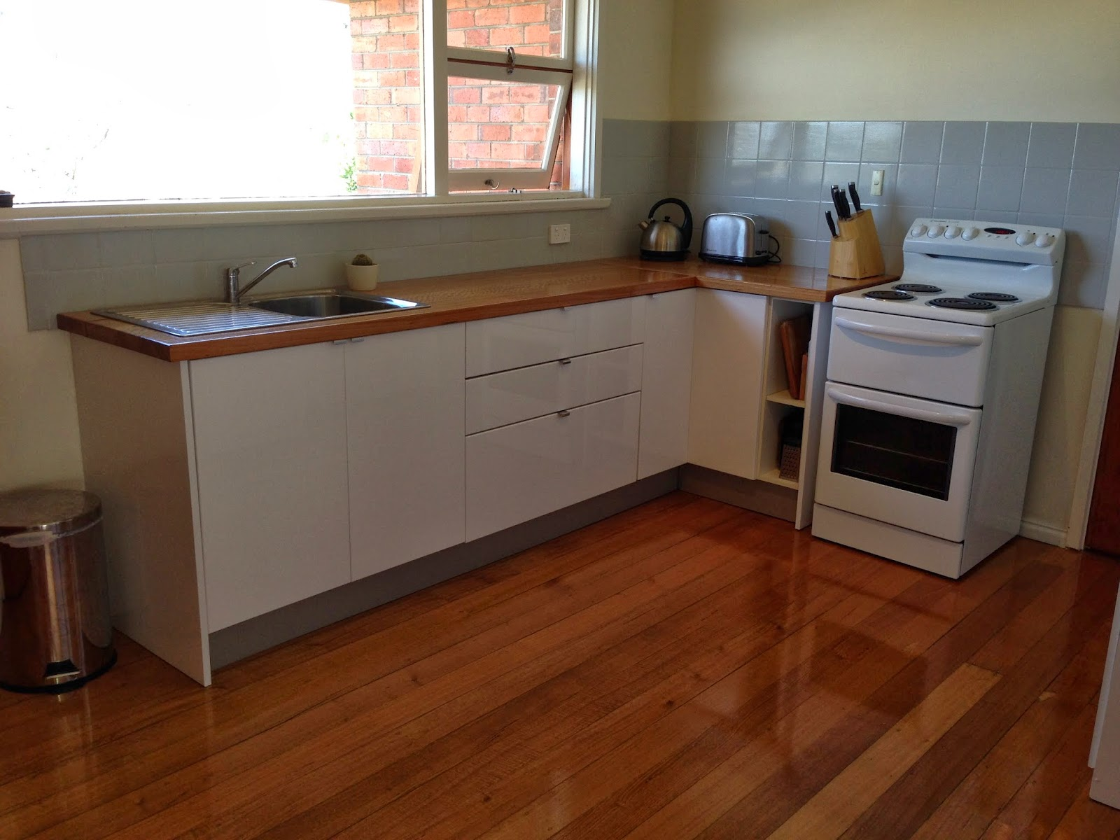 Flat Pack Kitchen Cupboards Hello From Tassie The Last Instalment To The Cheap