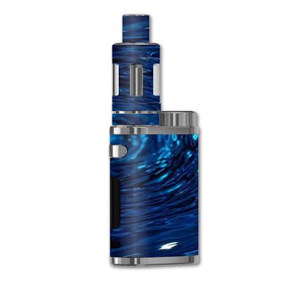 Blue Vortex Vape Skin For iStick Pico