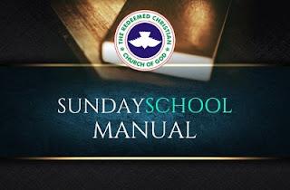 RCCG Sunday School Teacher's Manual 11 February 2018 Lesson 24 - Dealing With Addictions
