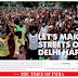 lets make streets happy on 13th march 2016 Raahgiri is onn
