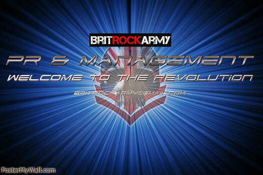 BritRockArmy Update - Saturday April 11th 2015