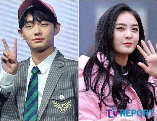 JBJ Kim Yongguk'un Sonamoo Nahyun ile sevgili dedikodusu çıktı + kedisini terk ettiği/kaybettiği için eleştiriliyor