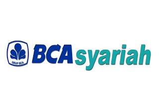 Lowongan Kerja Bank BCA Syariah Sebagai Account Officer