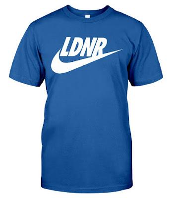 LDNR Nike T Shirt Hoodie Sweatshirt