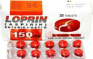 Loprin 150mg Tablet