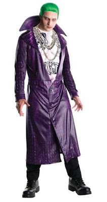 Disfraz Joker de Escuadrón Suicida