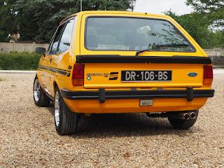 Ford Fiesta MK1//XR2 NEUF origine Ford Frein Ajusteur