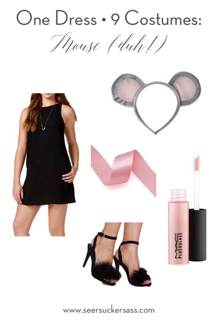 Mean Girls Mouse Costume