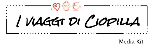 I viaggi di Ciopilla Logo