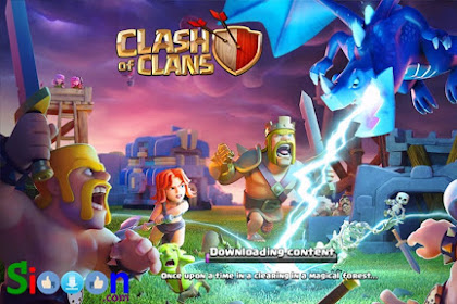 Free Download Game Android Clash of Clans Town Hall 12 Unlimited