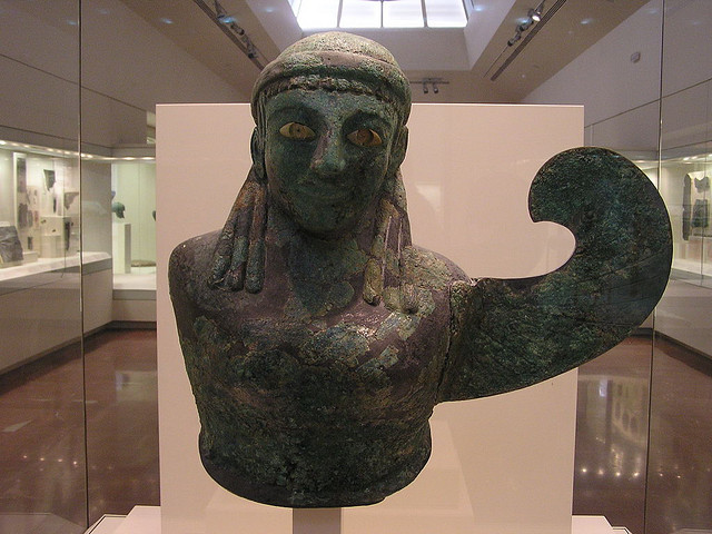 Olimpia museo Grecia