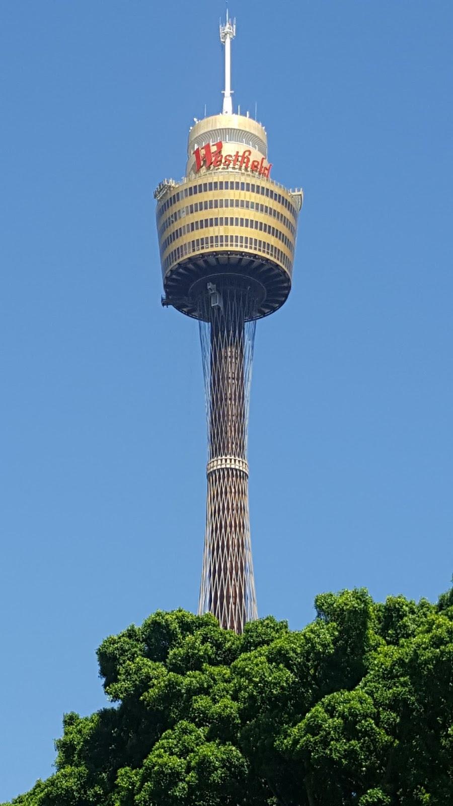 Sydney - City and Suburbs: Sydney Tower