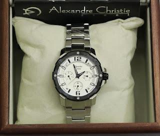 Jam Tangan Original Alexandre Christie,Harga Jam Tangan Alexandre Christie