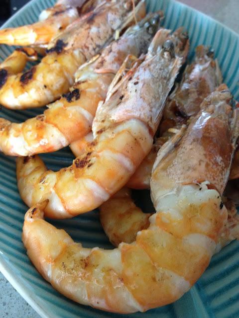 Sweet Kwisine, risotto, citron vert, lemon, crevettes, shrimps, cuisine antillaise
