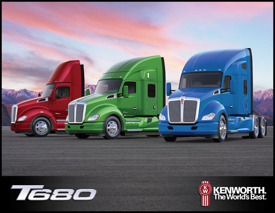 2019 Kenworth T680 Brochure