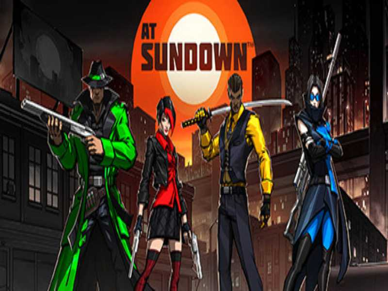 Download AT SUNDOWN Game PC Free on Windows 7,8,10