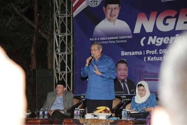 SBY di Banten