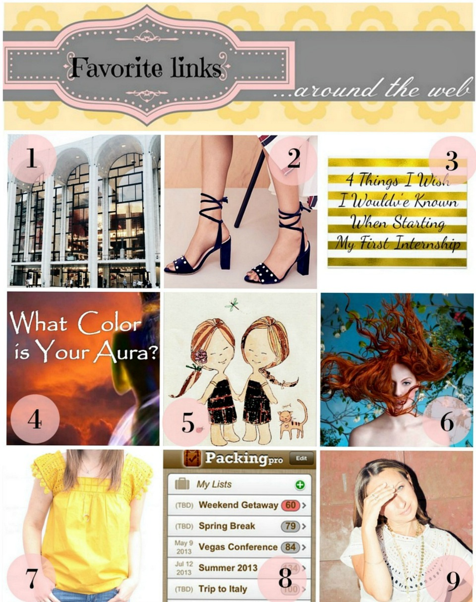 Beckabellastyle Favorite Links Around The Web