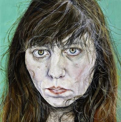 Self Portrait (2012), Ishbel Myerscough