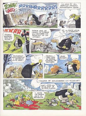 Zomby y el Gato, Creepy 2ª nº 18