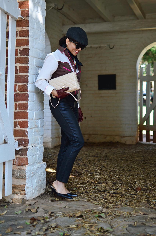 Equestrian fashion trend