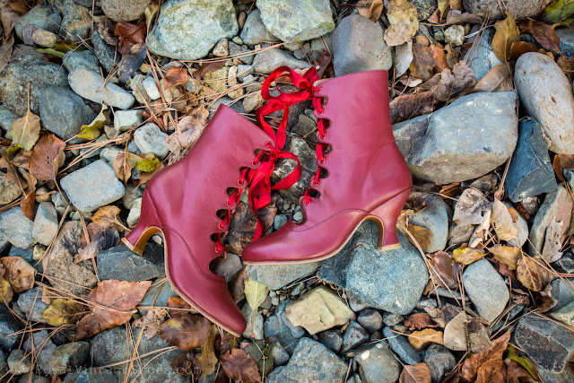 Edwardian Tango Boots by American Duchess