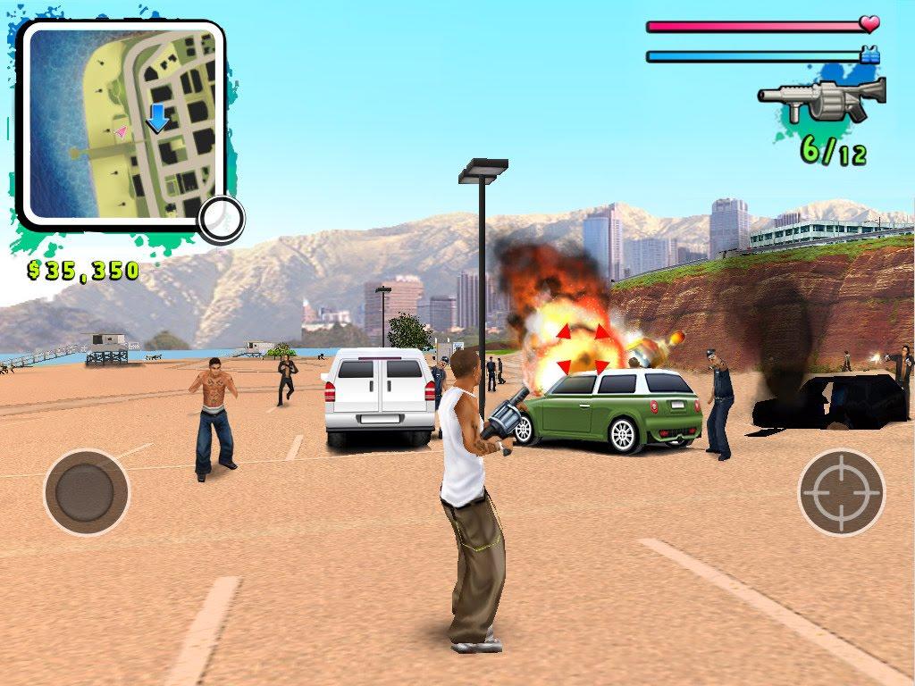 Gangstar West Coast Hustle Android Game
