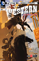 Os Novos 52! All Star Western #9 (Opcional)