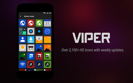 Viper Icon Pack