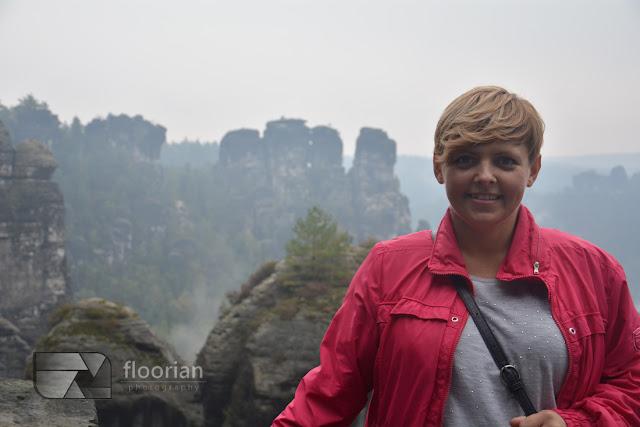 Saksonia na Weekend - atrakcje turystyczne Szwajcarii Saksońskiej - widok na rzekę Łabę
