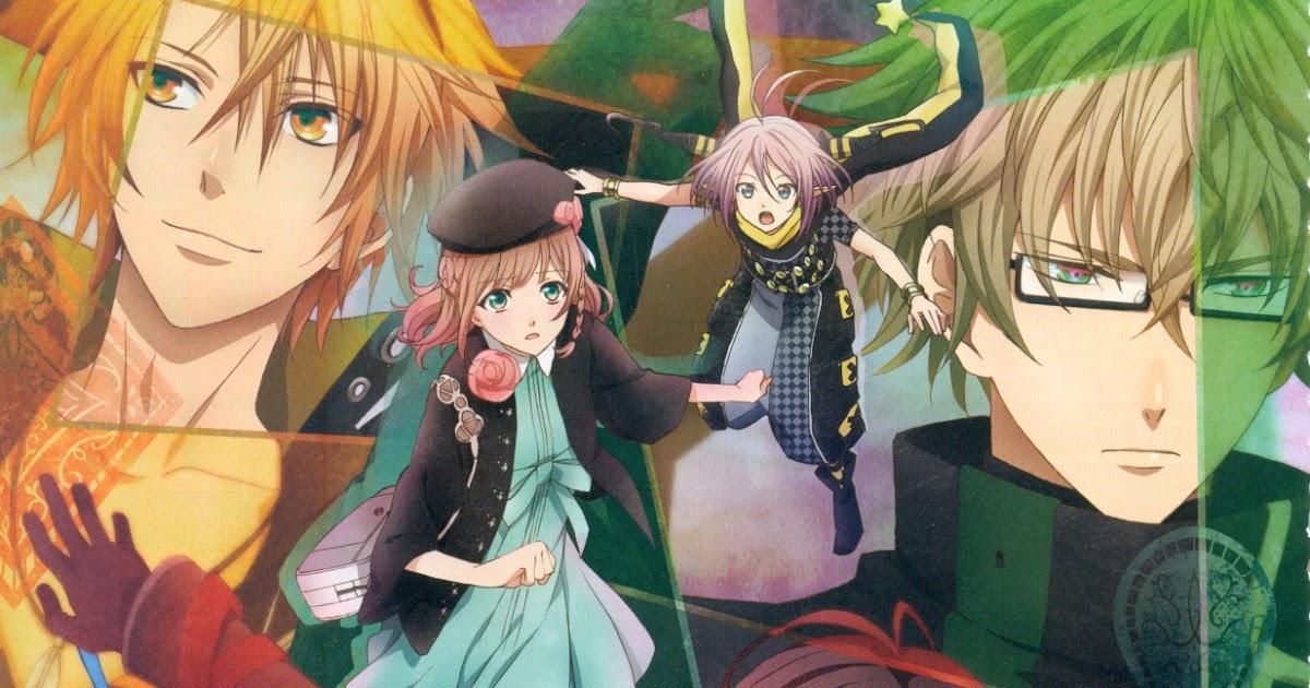Resultado de imagen para Amnesia anime