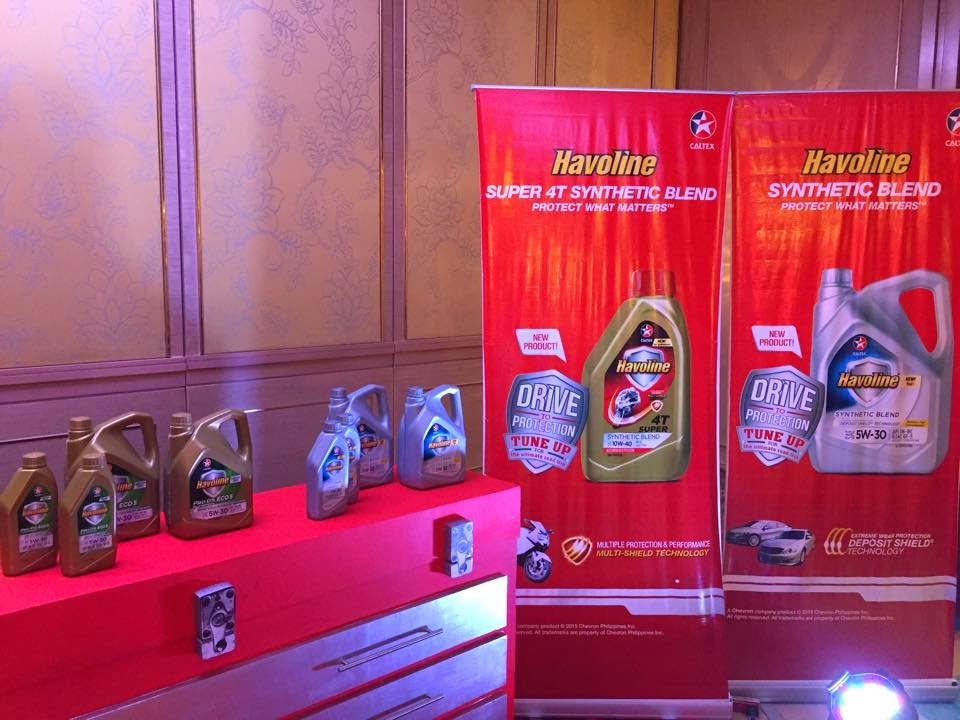 Newly launched Havoline products