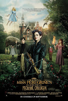 Peregrine's Home Peculiar Children movie poster malaysia