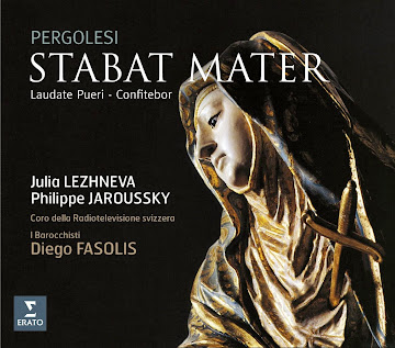 Pergolesi: Stabat Mater/ Laudate Pueri/ Confitebor
