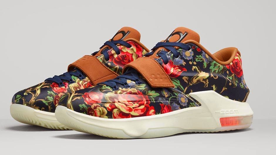 a70298ae212 Nike KD 7 EXT Floral