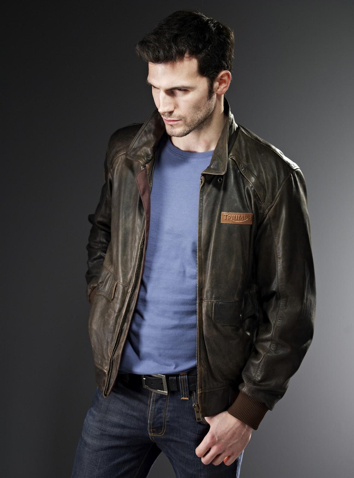 46aafc7c3 La Belgrave es una chaqueta de corte recto en su versión para él