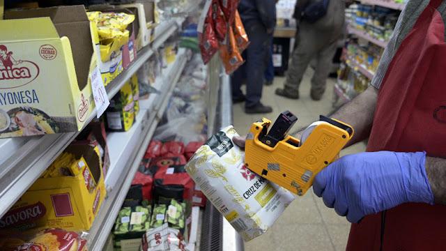 Ligera desaceleración: La inflación argentina fue de 3,4 % en abril