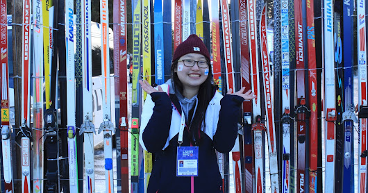 My memorable voluntary experience at Lahti2017