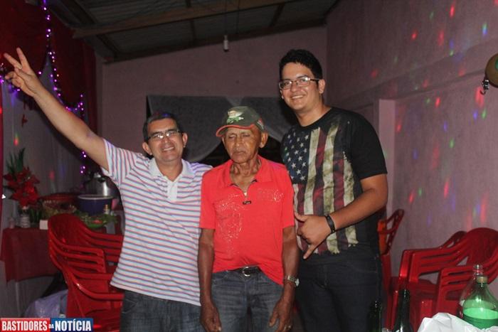 Sávio Rosas, João Rosa, Chico Rosa Nova Mamoré - Rondônia