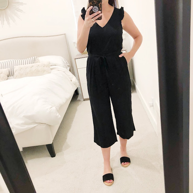 1676e5b35a2 above  I am always on the hunt for jumpsuits for spring and summer. They  are great to have on hand for casual weekend days but I also feel like they  can ...
