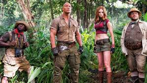 Jumanji: Welcome to the Jungle earns 186 million US dollars according to the US box