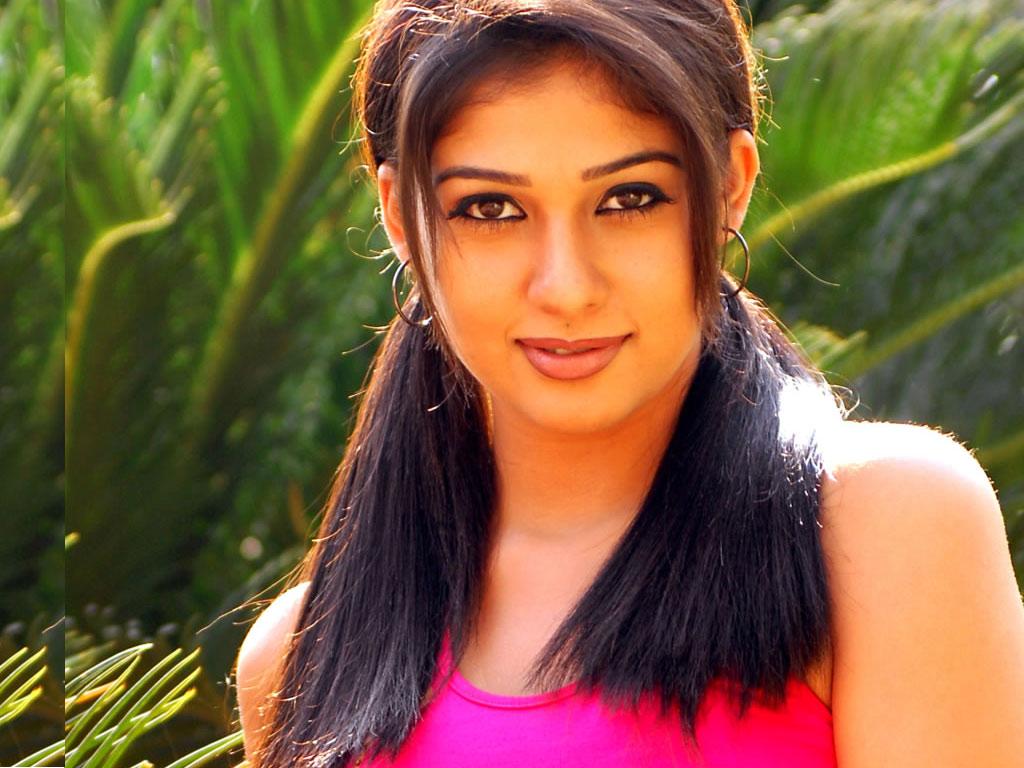 CINECORNER: Telugu actress Nayantara Wallpapers