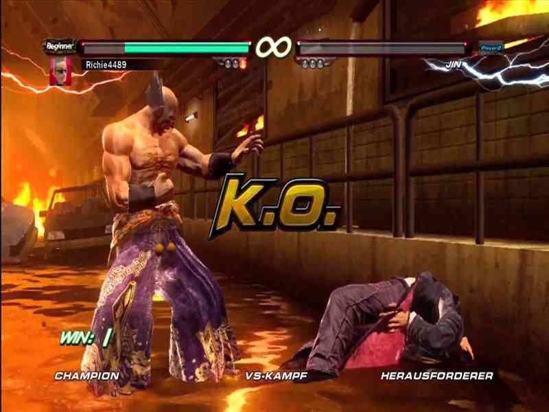 Tekken 6 Game - Free Download Full Version For PC