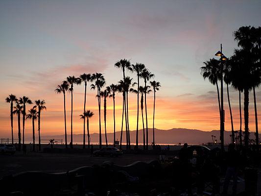 dicas de viagem santa monica california
