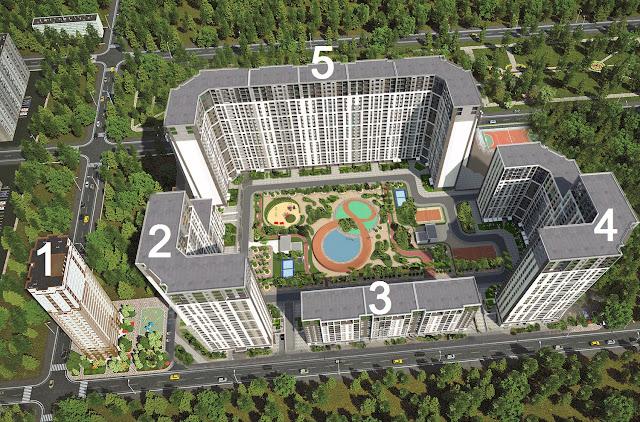 в ген плане жк Святобор поменялась схема расположения домов