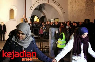 Ketika Muslim Mengasihi Yahudi