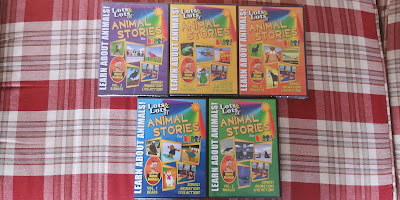 Guest Post: Lots & Lots of Animal Stories for Kids - Vol 1 Bears (Product Review)
